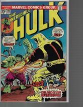 Hulk #186 (Marvel, 1975) High Grade - $11.85