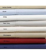 Ralph Lauren Dunham White Sheet Set Twin - $64.00