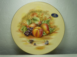 Aynsley Orchard Gold Bread and Butter Plate - $20.16
