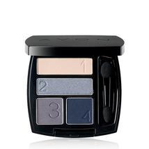 "Avon True Color Eyeshadow Quad  ""Steel Blues"" - $6.15"