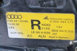 01-03 Audi A8 S8 Quattro HID Xenon Headlight Head Lights Set L&R - PRO POLISHED image 6