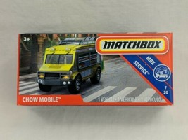 Matchbox MBX Service Chow Mobile Power Grab - $6.92