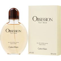 Obsession By Calvin Klein Edt Spray 4.2 Oz - $32.50