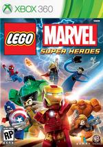 LEGO:MARVEL SUPERHEROES  - Xbox 360 - (Brand New) - $24.25