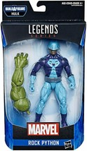 "Marvel Legends Series Rock Python 6"" Collectible Action Figure NEW ~SEALED~ - $18.99"