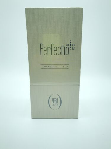 PERFECTIO PLUS by Zero Gravity GOLD Limited Edition Brand New in SEALED Box