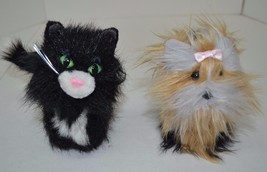 American Girl Pets Cat Licorice Dog Sugar Yorki... - $18.52