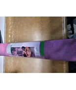 Gaiam Tie Dye Yoga Mat - Purple (6mm) - $15.42