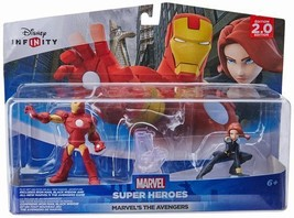 Disney Infinity Marvel Super Heroes The Avengers 2.0 Edition Play set BR... - $12.82