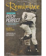 Reminisce October/November 2016 Baseball's Best Pitch Perfect - $5.99