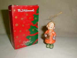"""Hummel Figurine """"SWEET TREATS"""" Hum 2067/A Ornament MIB w Bonus - $25.00"""