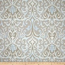 Ikat Linens Colors - Table runners, Napkins, placemats,  ivory,  blue,  gray, Ik - $24.00