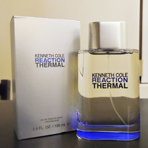 Kenneth Cole Reaction Thermal Cologne 3.4 Oz Eau De Toilette Spray image 1