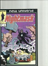 Lot of 5 First issues Nightmask/Motormouth/Gargoyle/Vortex and Swashbuck... - $5.93