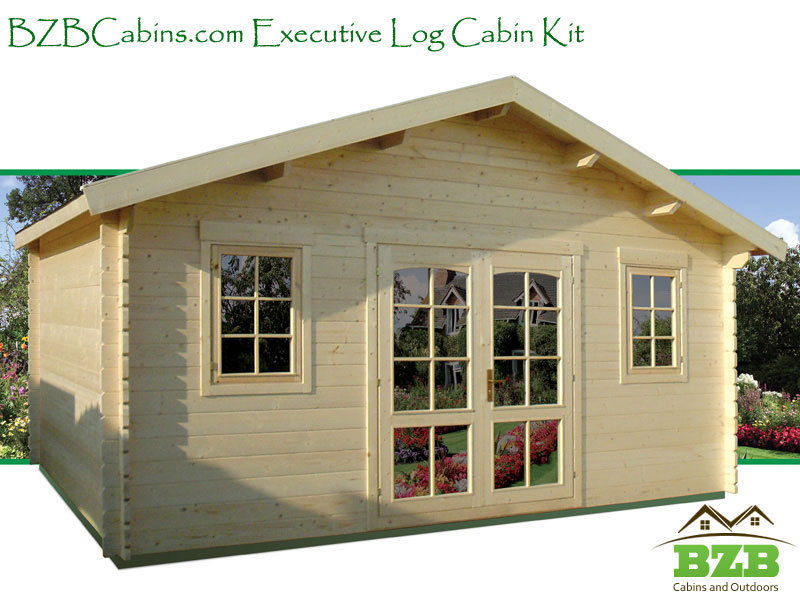 Log Cabin Kit Pool or Garden House and 13 similar items