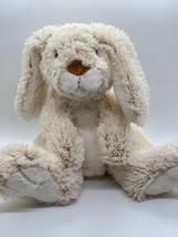 "Melissa & Doug Plush Burrow Bunny Rabbit Stuffed Animal Soft Lovey 9"" Sitting - $14.49"