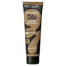 Revlon ColorStay Full Cover Foundation, Caramel, 1.0 Fluid Ounce - $13.85