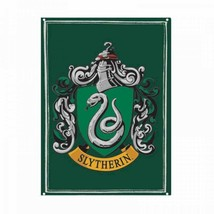 Harry Potter Slytherin Crest Small Tin Sign - $39.54
