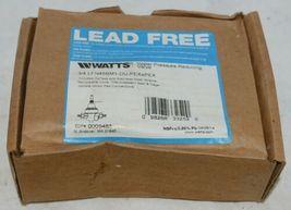 Watts 3/4 Inch Water Pressure Reducing Valve LFN45BM1 Lead Free image 7