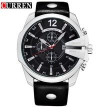 for Men Warterproof  Mens Watch CURREN   Clock Male Business  Wristwatch Relogi - $38.93