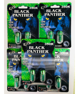 Black panther 350k 5pack-10pill combo - $44.99