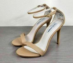 Steve Madden Stecy Sandal, Natural, Womens Various Sizes - $31.99