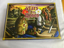 Z-Man War of the Roses Lancaster vs York Board Game EXCELLENT Condition EUC - $86.07