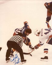 Dwight Foster Signed Autographed NHL Glossy 8x10 Photo - Colorado Avalanche - $12.99