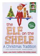 The Elf on the Shelf - a Christmas Tradition : Boy Light by Chanda Bell and Caro image 2