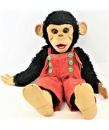 "Zip The Monkey The Rushton Co. 15"" Plush Chimp Toy Howdy Doody Zippy Dol... - $49.49"