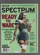 IEEE Spectrum Magazine - November 2003 - Computer Bodysuits, Iraq. Combi... - $0.97
