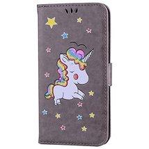 iPhone 8 Plus Case,XYX [Colorful Unicorn][Card Slot][Wallet][Kickstand] ... - $4.94