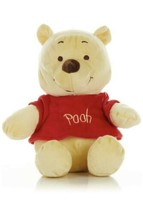 Disney Baby Winnie The Pooh Plush 12 in, Jingle & Crinkle Sounds (a) A15 - $79.19