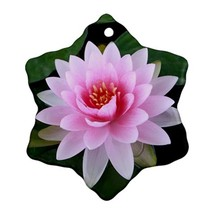 Beautiful Nature Pink Lotus Flowers (Snowflake)... - $4.39