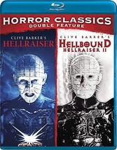 Hellraiser / Hellbound: Hellraiser 2 [Blu-ray]