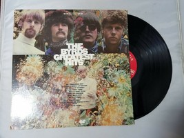 The Byrds Greatest Hits Vinyl Record Vintage Columbia Records 1967 - £15.14 GBP