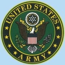 """U.S. Army Crest 4.25""""x4.5"""" Decal - $12.42"""