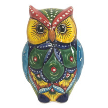 Italian Ceramic Owl - Sberna - Made in Italy - $72.57