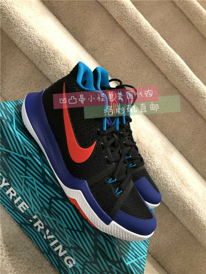 NIKE KYRIE 3 MEN'S BASKETBALL SNEAKER 852395-007