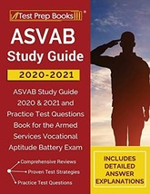 ASVAB Study Guide 2020-2021: ASVAB Study Guide 2020 & 2021 and Practice Test Que