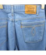 Levi's Vintage 478 Light Wash Cotton Poly Blend Jeans 36x29 Orange Tab M... - $37.15
