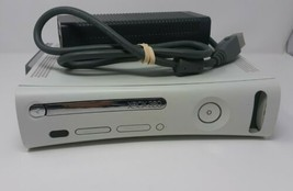 Microsoft Xbox 360 White Console - For Parts Or Repair Only - Untested - $20.38