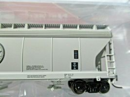 Intermountain # 67079 C&EI 4650 3-Bay Covered Hopper N-Scale image 3