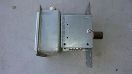 7VV30 MICROWAVE OVEN MAGNETRON, SHARP 2M205H(L), 0.2 OHM, MADE IN JAPAN, GC - $22.76