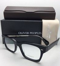 New OLIVER PEOPLES Classic Eyeglasses RYCE OV 5332U 1492 51-19 145 Black Frames