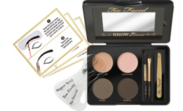 Limited Sale TOO FACED Brow Envy Shaping Defining Kit Authentic New - $14.80