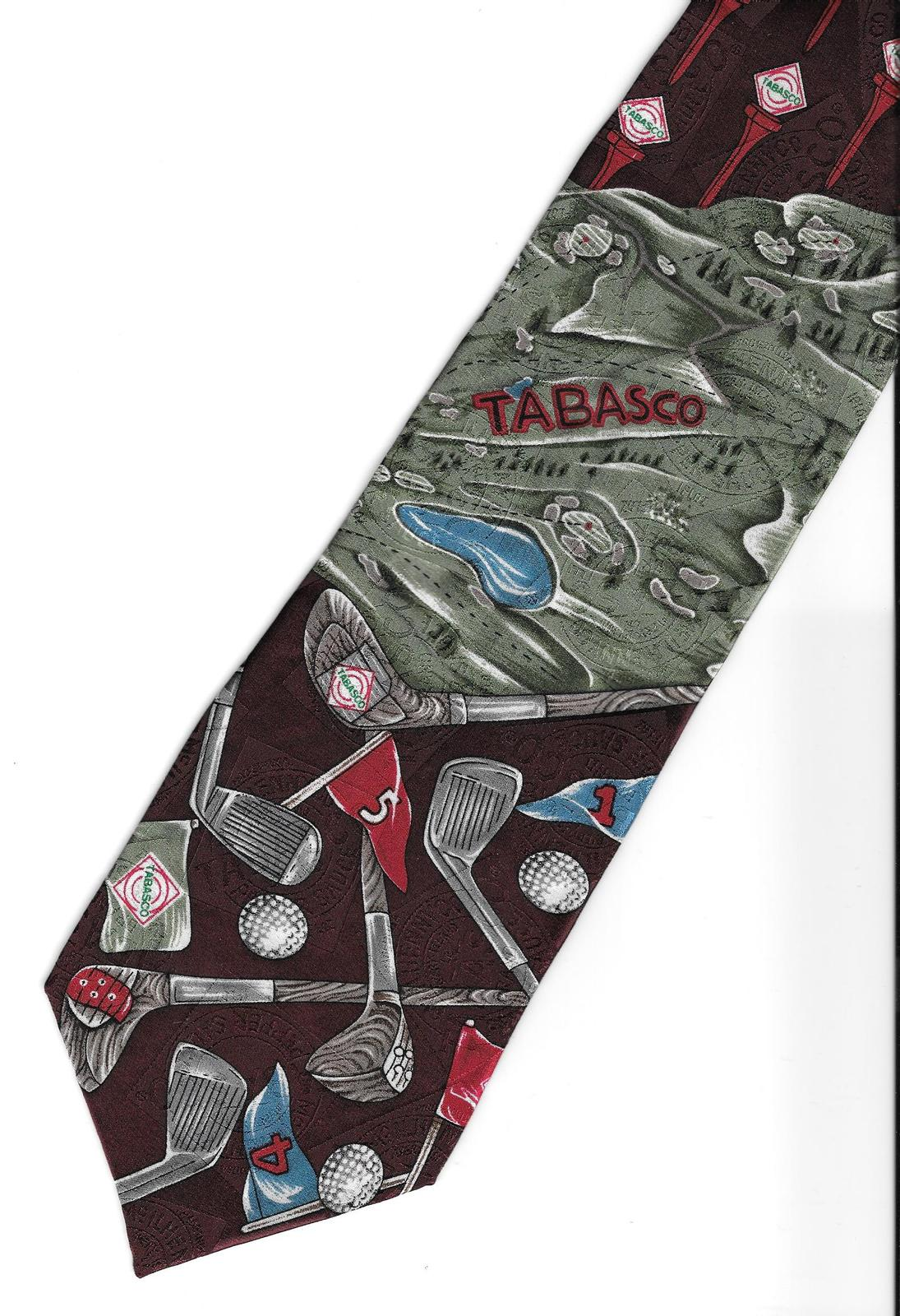 Tabasco golf