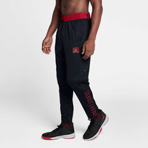 Nike Jordan 11 Bred Tear Away Basketball Pants Men Size Large New AH1551-011 - $65.44