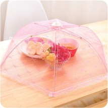 Food Covers Umbrella Style Anti Fly Mosquito Kitchen cooking Tools meal  - £4.93 GBP