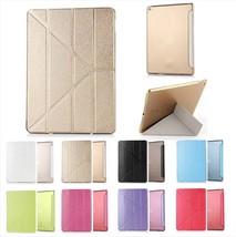 Thin Smart Stand Magnetic Fold Leather Case Cover for Apple iPad 2 3 4 9... - $11.99